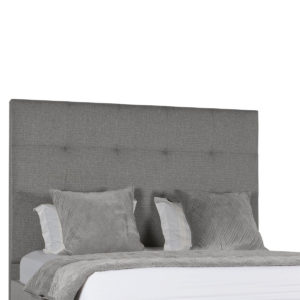 Moyra Button Tufted Height Bed