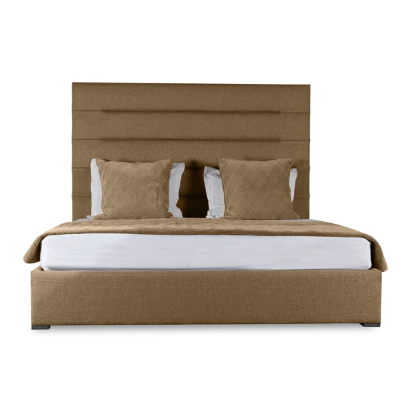Moyra Horizontal Channel Tufting Height Bed