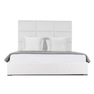 Moyra Square Tufted Height Bed