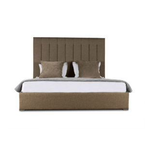 Moyra Vertical Channel Tufting Height Bed