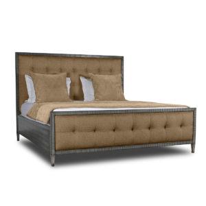 Samantha Box Tufting Bed