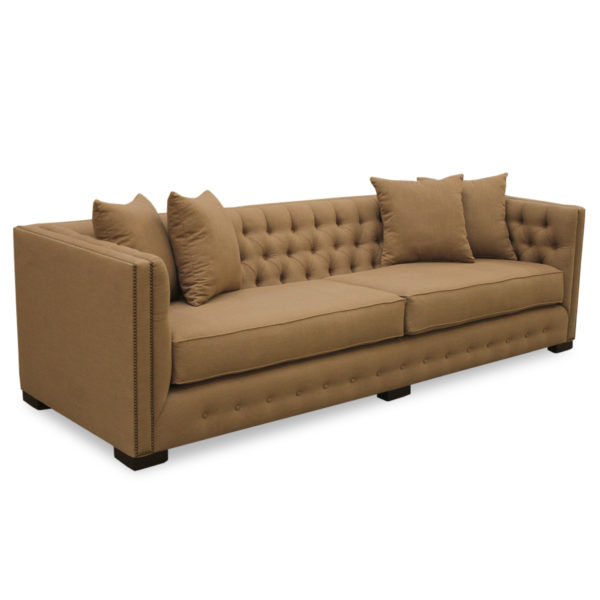 Mirel Tufted Sofa