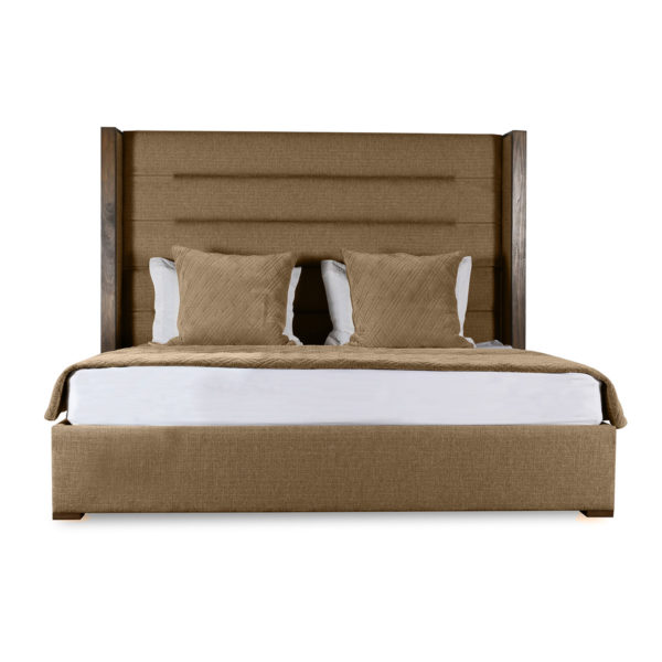 Irenne Horizontal Channel Tufting Height Bed