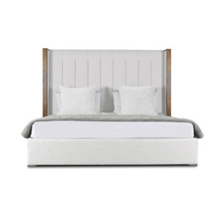 Irenne Vertical Channel Tufting Height Bed
