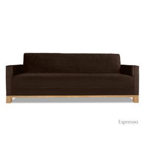 Dean Velvet Sofa