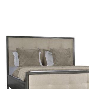 Hagen Button Tufted Bed