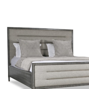 Samantha Horizontal Channel Tufting Bed