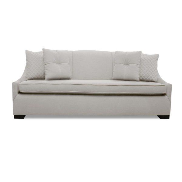 Valentine Lux Linen Sofa