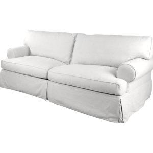 Bristol Slipcovered Premium Linen Sofa