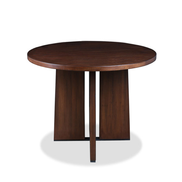 Montana Reclaimed Wood Round Counter or Bar Table