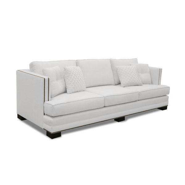 West Lux Linen Sofa