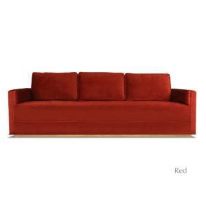 Mason Velvet Sofa