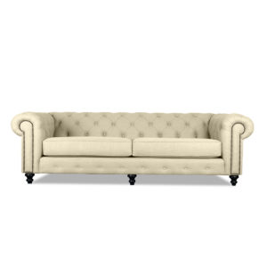 Trento Chesterfield Tufted Premium Sofa