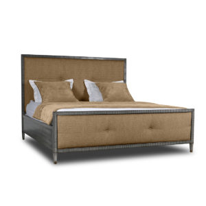 Samantha Simple Tufted Bed