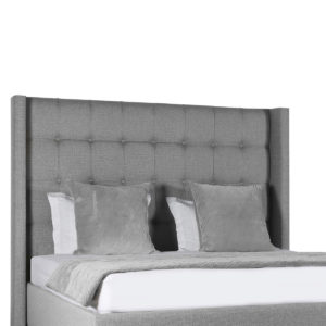 Aylet Box Tufting Height Bed