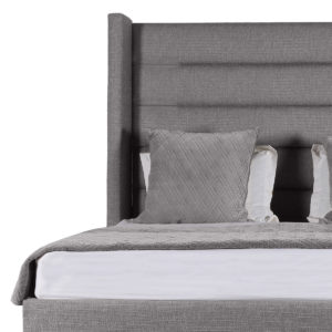 Aylet Horizontal Channel Tufting Height Bed