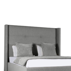 Aylet Simple Tufted Height Bed