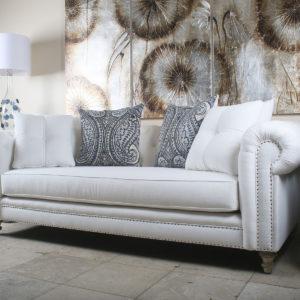 Benedict Chesterfield Vintage Sofa