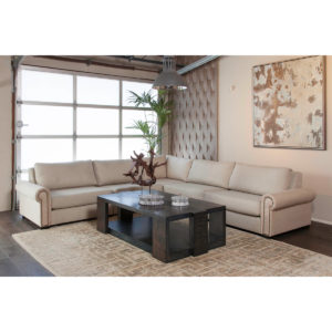 Lucile Modular Sectional Right And Left Arms L-Shape Standard