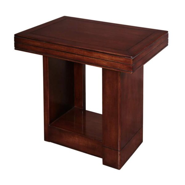 Blanca Tall End Table