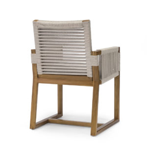 California Outdoor Arm Chair