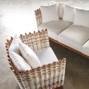 California Outdoor Sofa