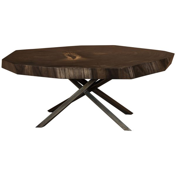 Diamond Oval Dining Table