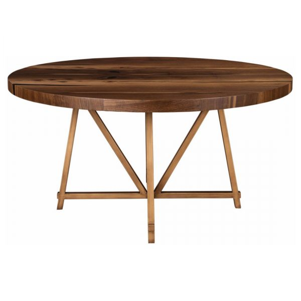 Exo Round Dining Table