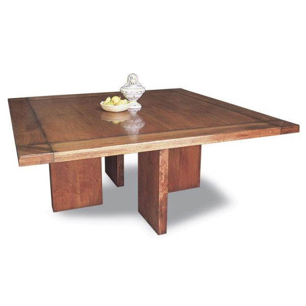 Milano L.A. Square Dining Table